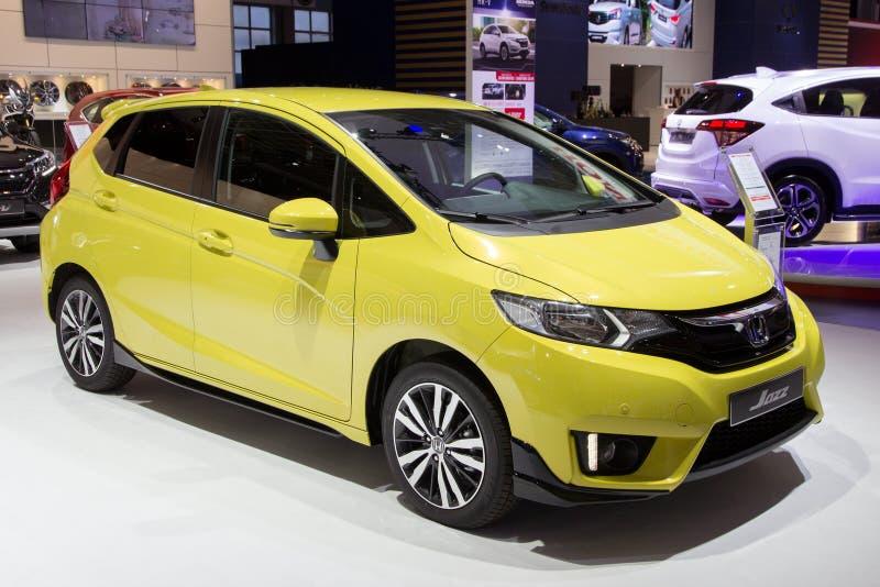 2016 Honda Jazz stock foto