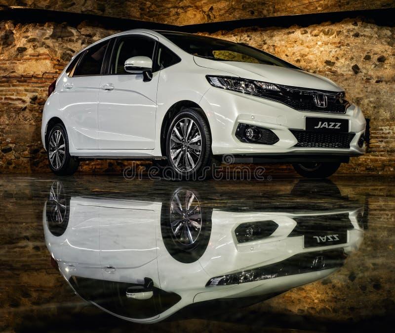 Honda Jazz-auto stock fotografie