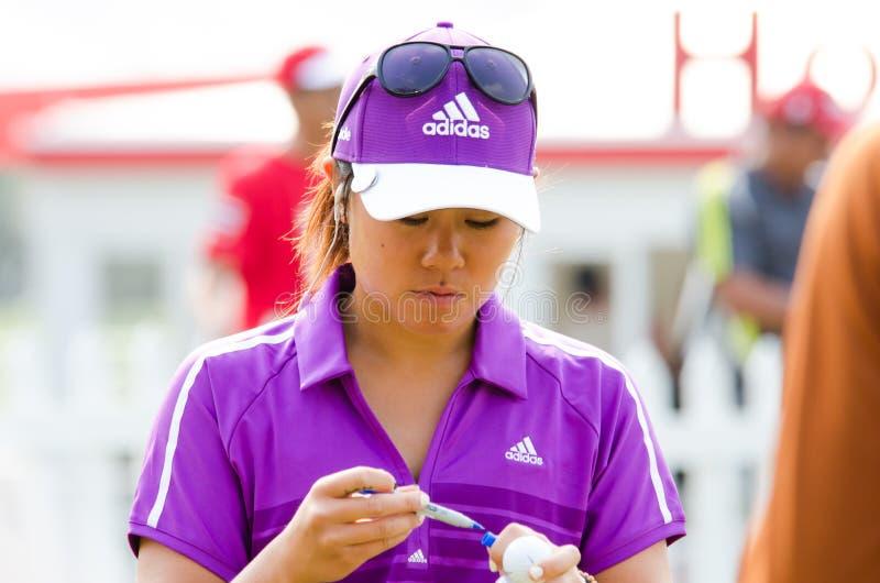 Honda LPGA Таиланд 2014 стоковое изображение