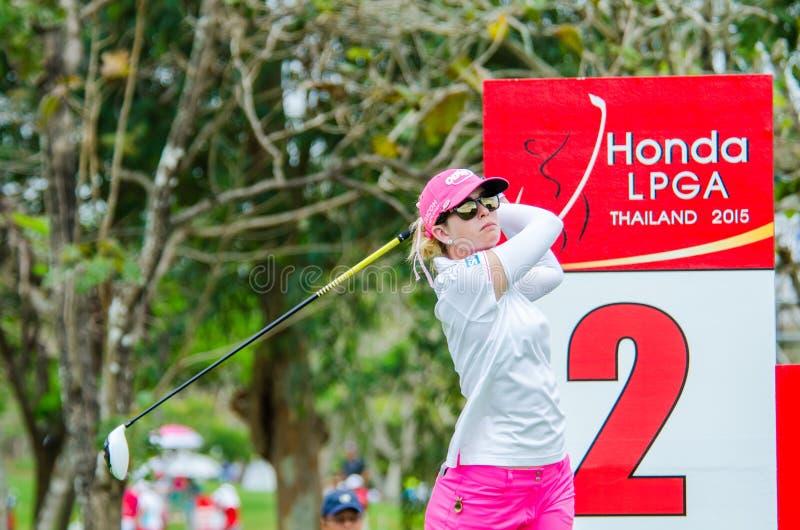 Honda LPGA Tailândia 2015 foto de stock