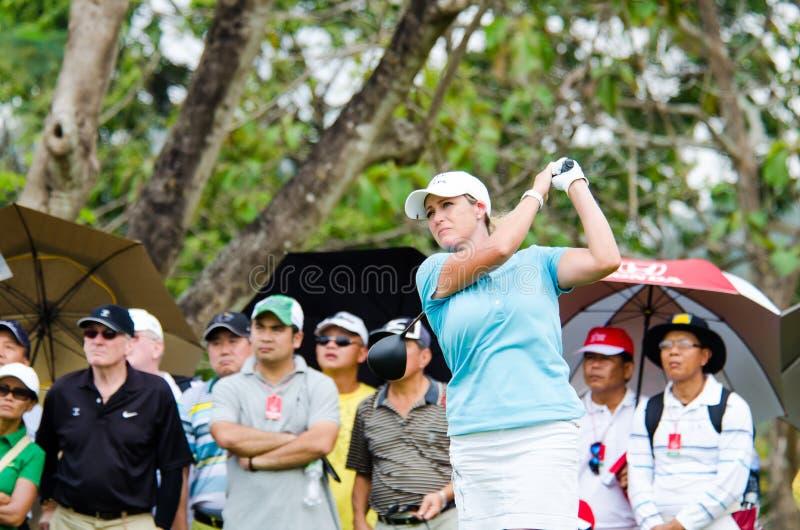 Honda LPGA Tailandia 2014 imágenes de archivo libres de regalías
