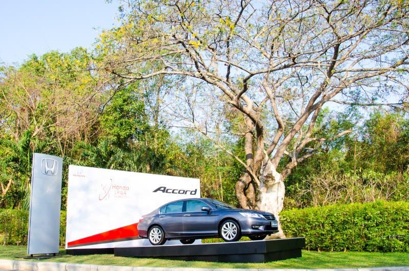 Honda LPGA Tailandia 2013 fotografía de archivo libre de regalías