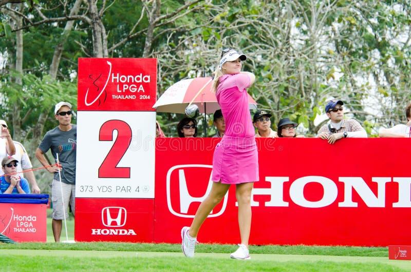 Honda LPGA Tailandia 2014 foto de archivo