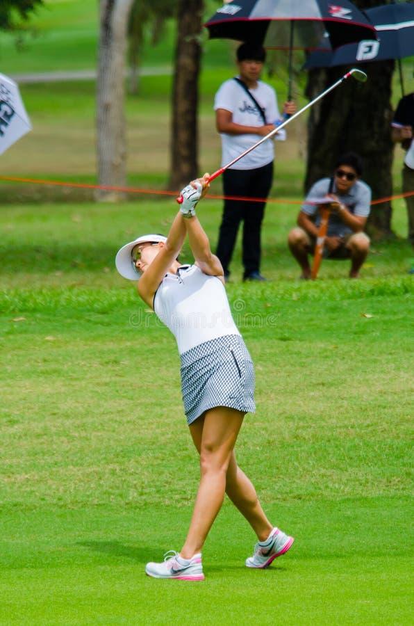 Honda LPGA Tailandia 2015 fotos de archivo libres de regalías