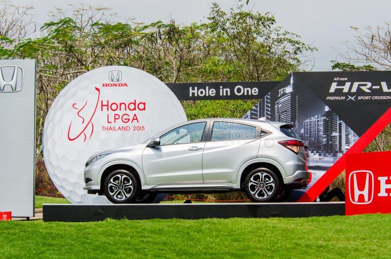 Honda LPGA Tailandia 2015 foto de archivo