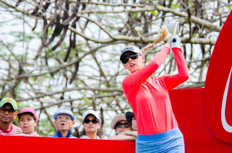 Honda LPGA Tailandia 2015 imágenes de archivo libres de regalías