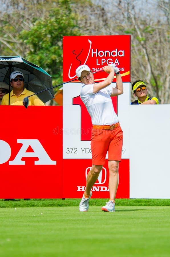 Honda LPGA Tailandia 2015 fotografía de archivo