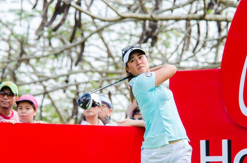 Honda LPGA Tailandia 2015 imagenes de archivo