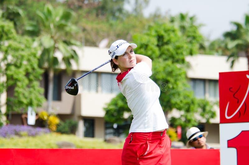 Honda LPGA Thailand 2014 royalty-vrije stock fotografie