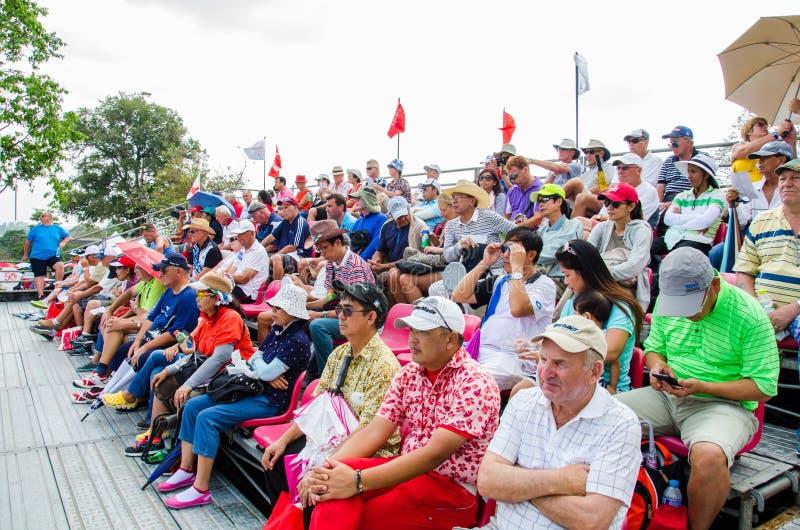 Honda LPGA Thailand 2015 stockfotos