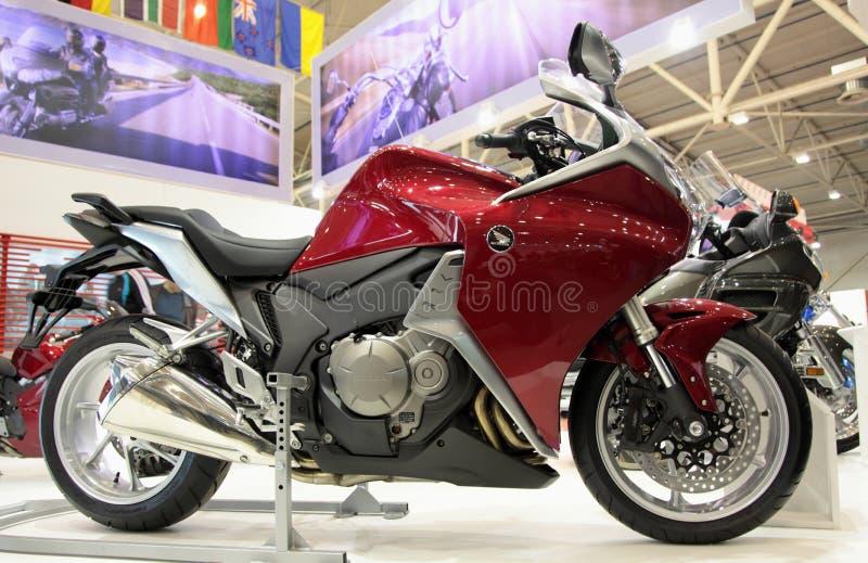 Download Honda motobike vfr zdjęcie stock editorial. Obraz złożonej z prędkość - 19207308
