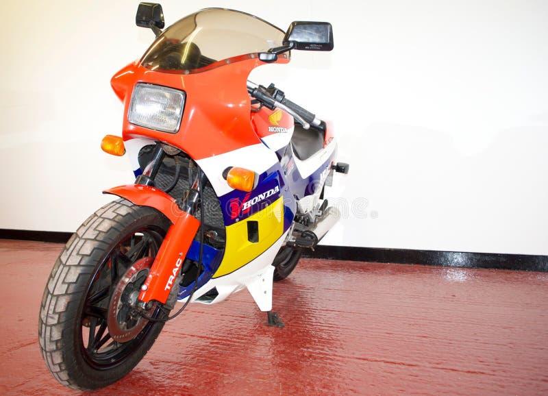 Honda ns400r lizenzfreie stockfotos