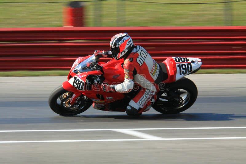 Honda Racing team stock photos