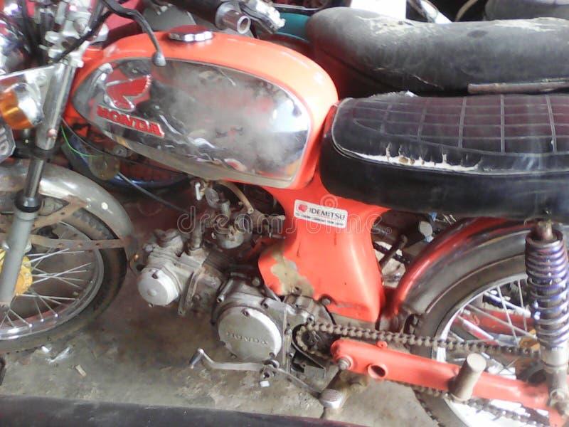 Honda 90 Z royaltyfri fotografi