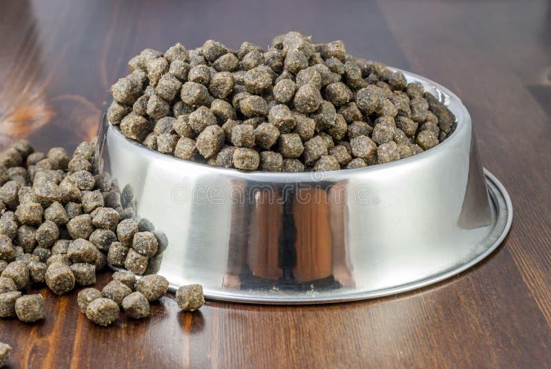 Hondenvoedsel royalty-vrije stock fotografie