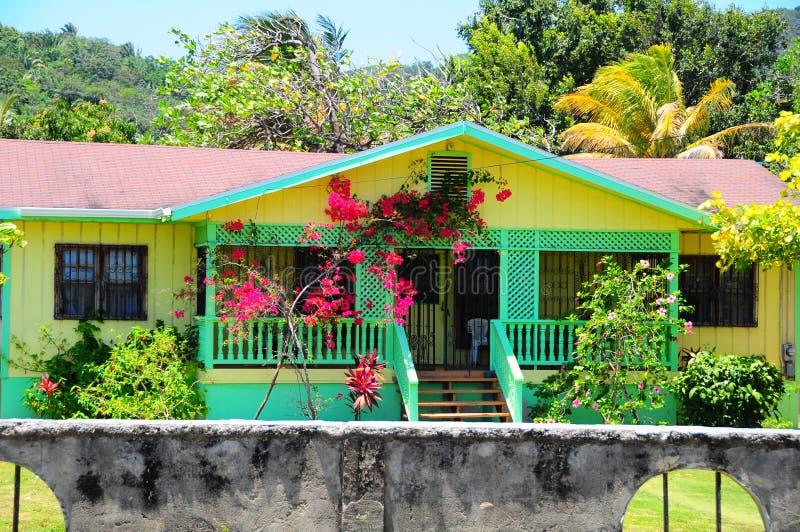 honduran σπίτι στοκ εικόνες