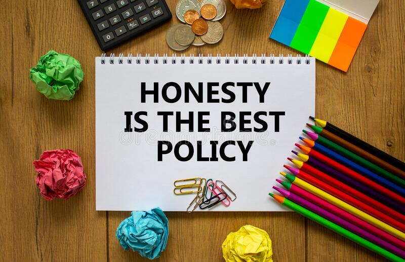Copywriting strategies- honesty