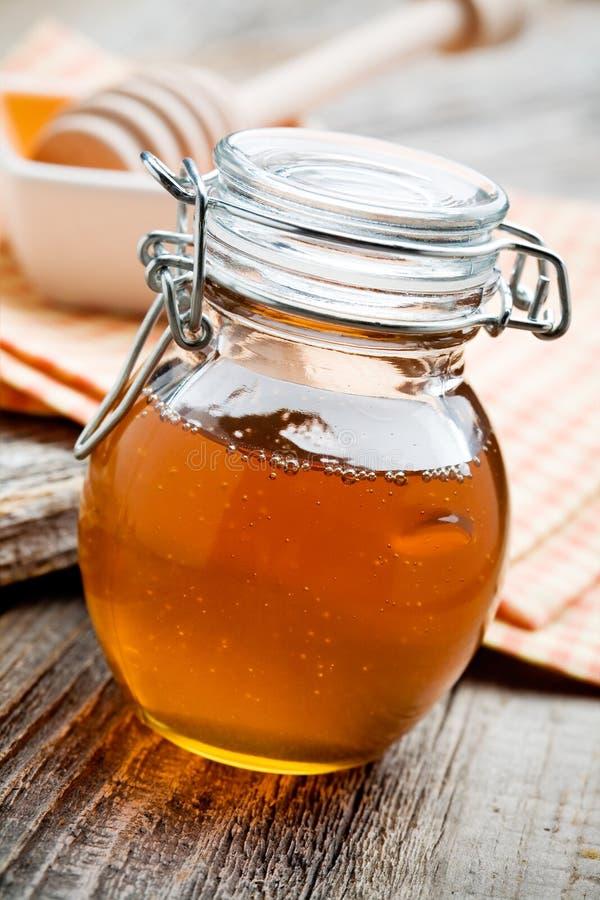 Download Honey stock photo. Image of close, liquid, dipper, organic - 18762736