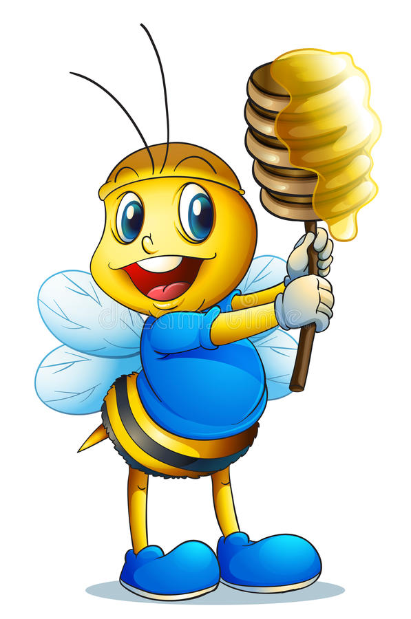 Download Honey Bee Stock Photo - Image: 26264350