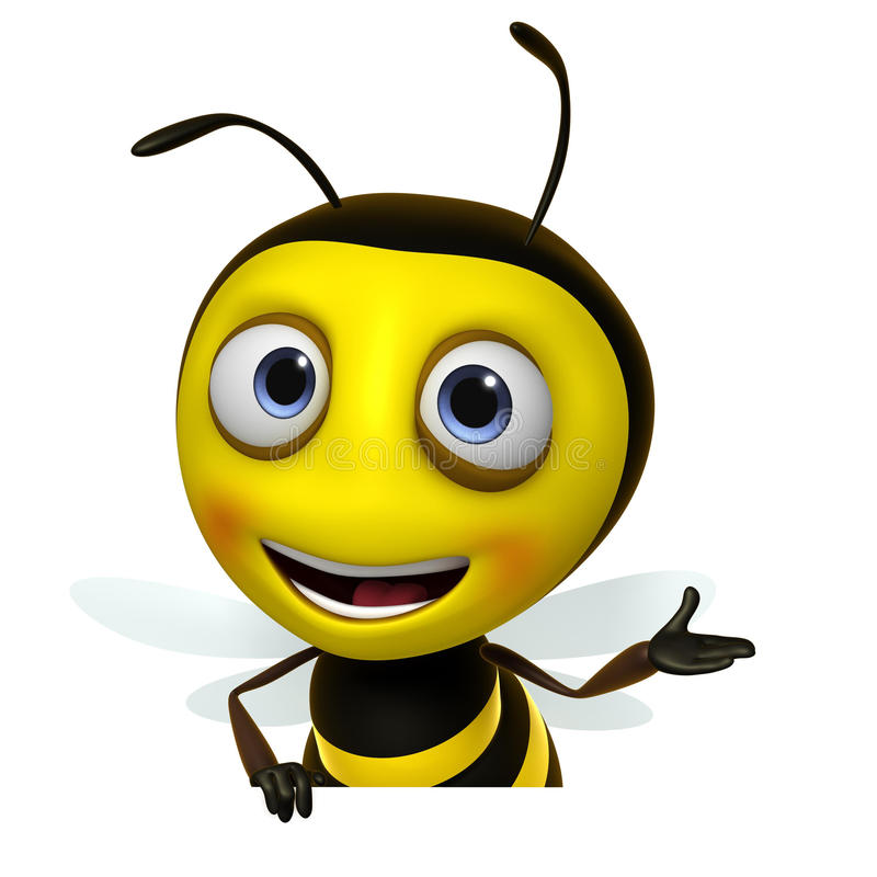 Download Honey Bee Royalty Free Stock Images - Image: 26839689