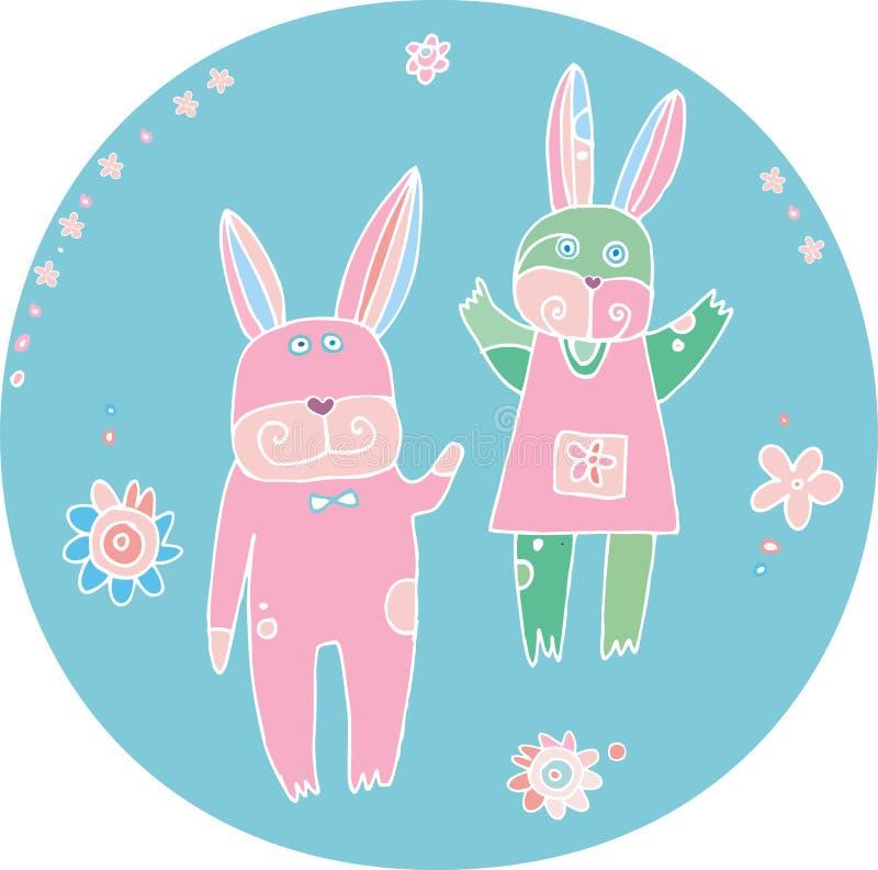 Honey-Bunny stock images