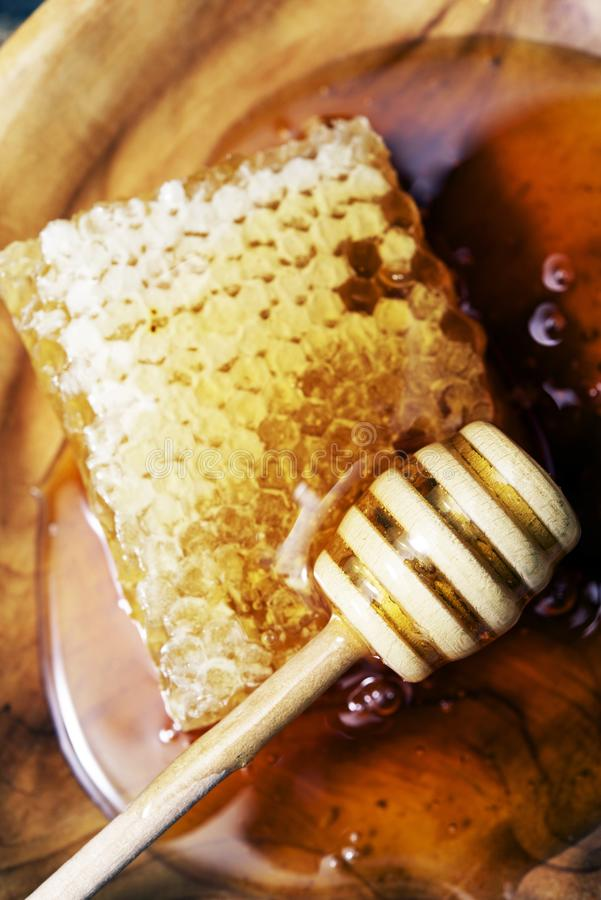 Honey Cluster e Dipper foto de stock