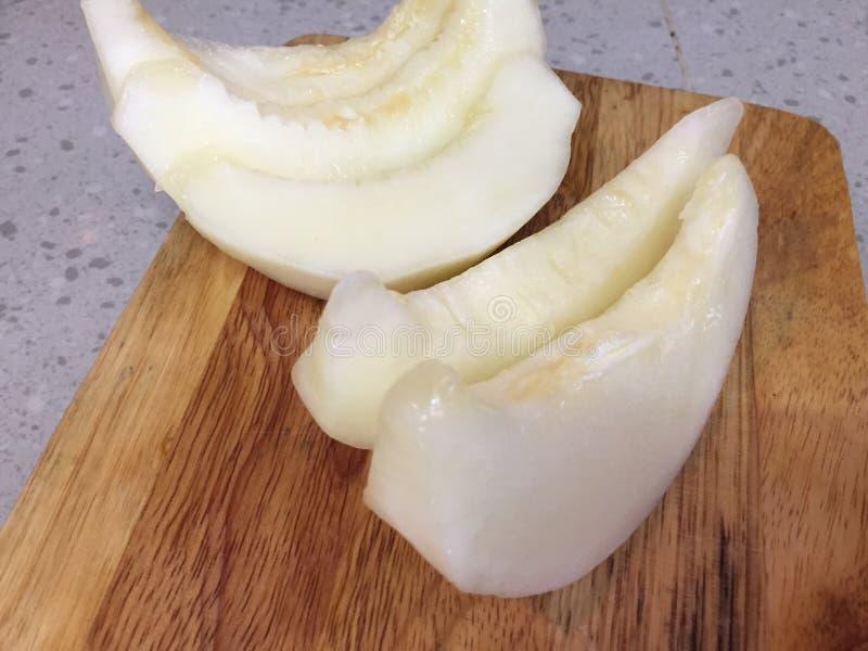 Honey Dew Melon fotografia stock