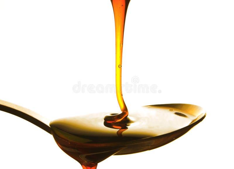 Download Honey Drip stock image. Image of isolated, spoon, macro - 10325605