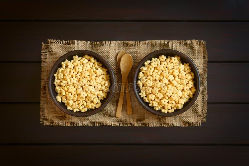 Honey Flavored Breakfast Cereal fotos de stock royalty free
