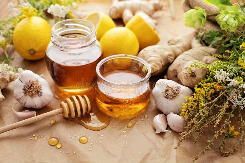 Honey stock images