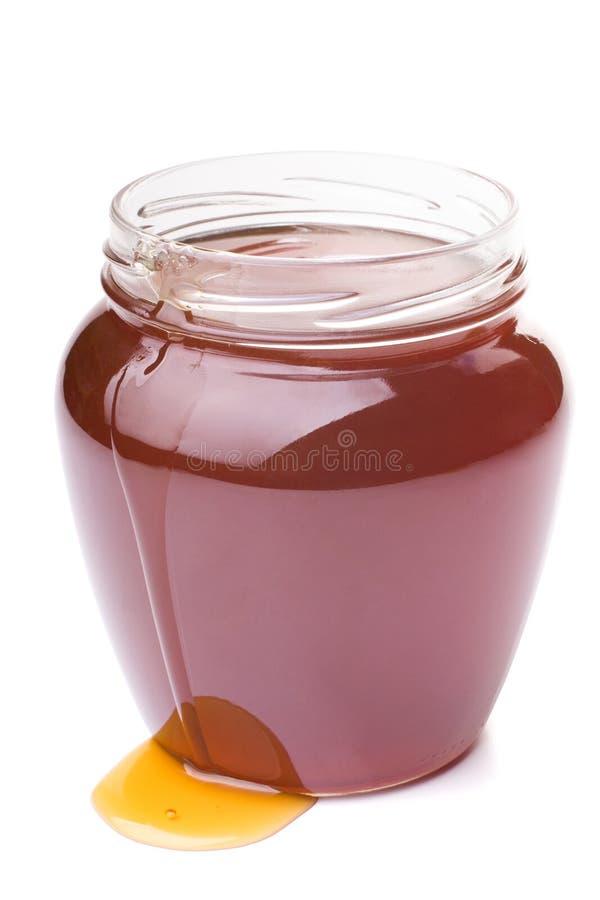 Honey Jar fotografia de stock