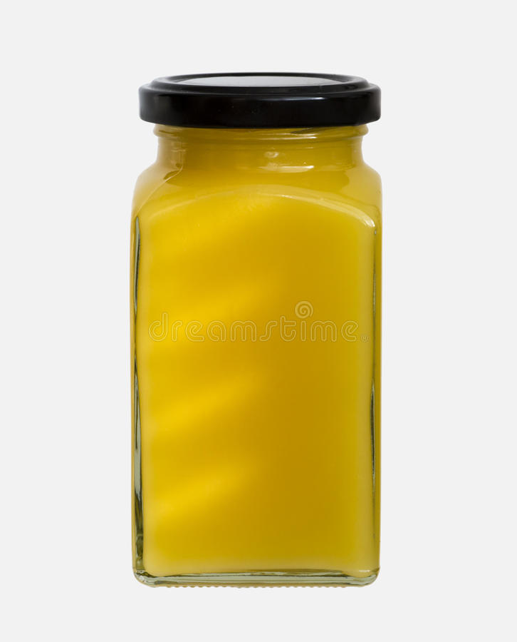 Honey Jar stockfotos