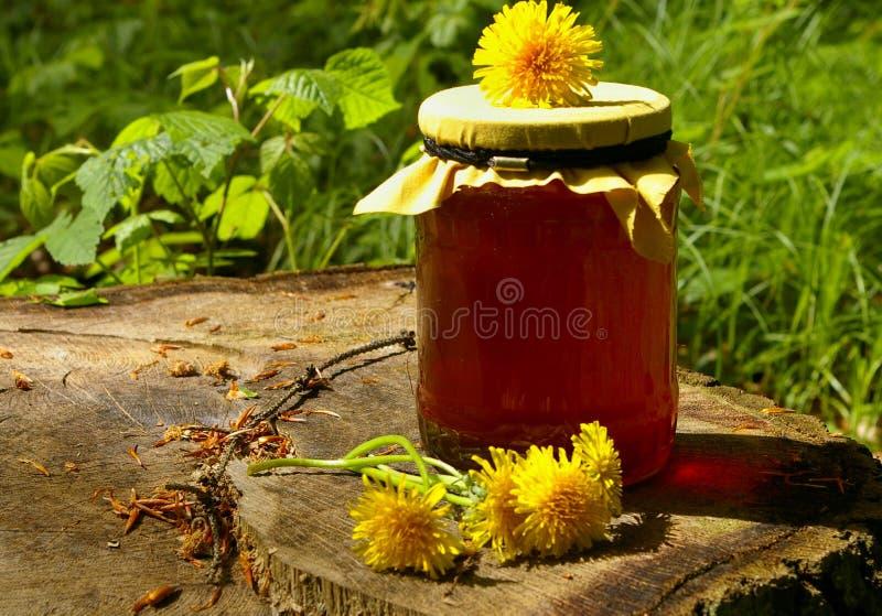 Honey Jar fotos de archivo libres de regalías