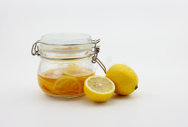 Honey Lemon imágenes de archivo libres de regalías