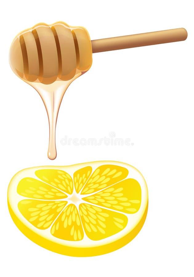 Honey Lemon, vecteur illustration libre de droits