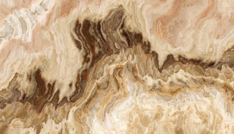 Honey Onyx Tile bakgrund royaltyfri foto