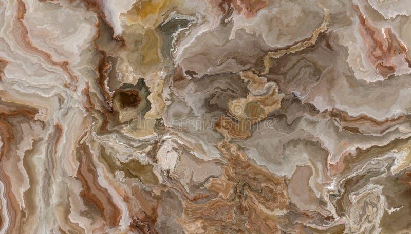 Honey Onyx Tile bakgrund royaltyfri bild