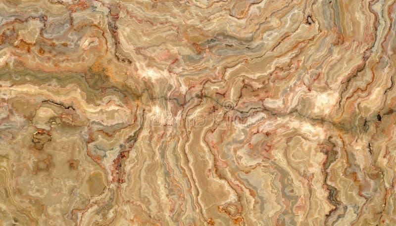 Honey Onyx Tile textur royaltyfri illustrationer