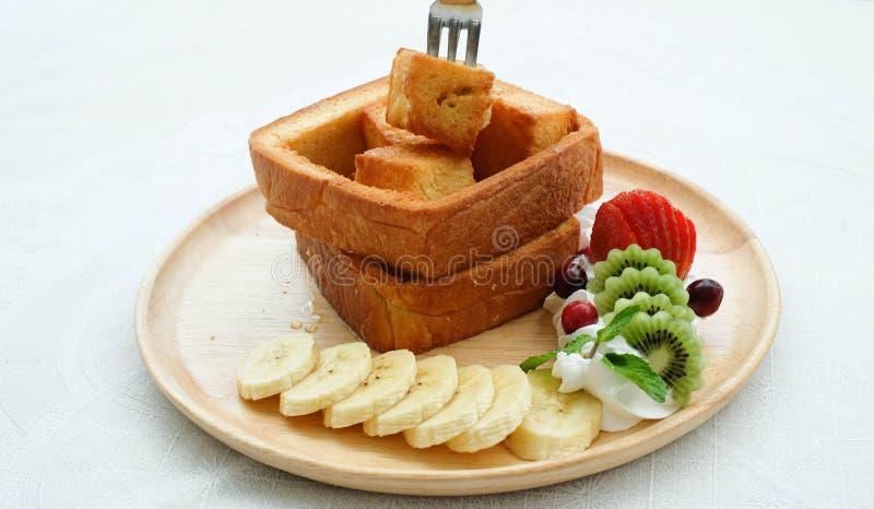 Honey Toast images stock
