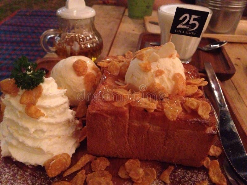 Honey Toast photos stock
