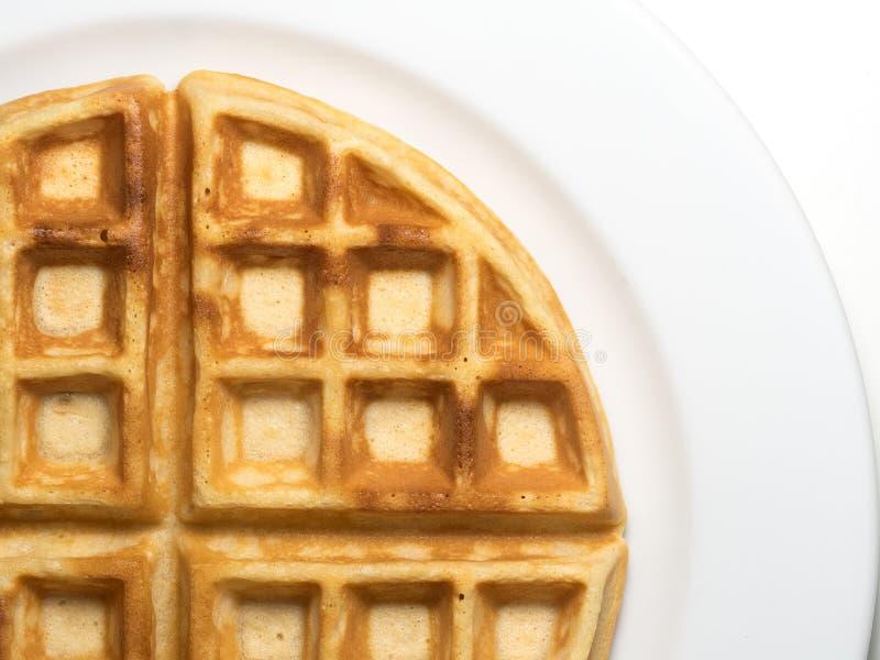 Honey Waffle royalty free stock images