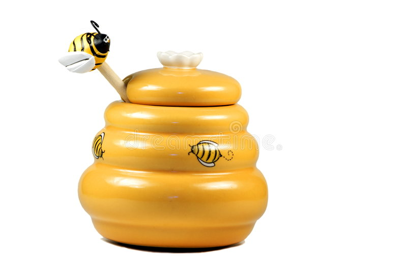 Download Honey ware stock photo. Image of capacity, pottery, statuette - 3491702