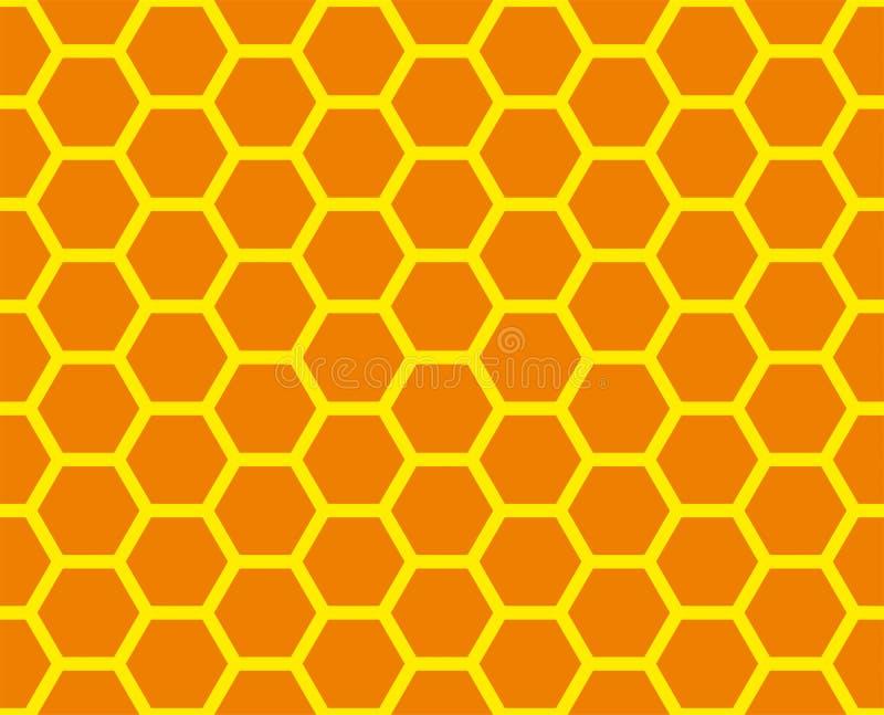 honeycomb. ilustracja wektor
