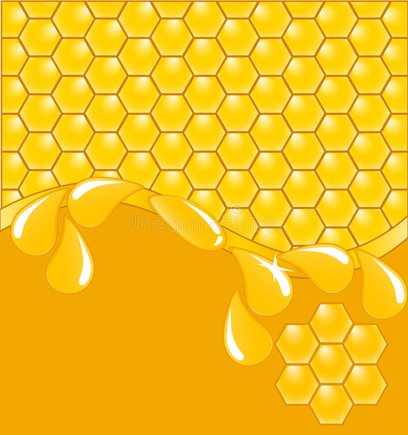Honeycomb background with drops stock vector illustration of download honeycomb background with drops stock vector illustration of horizontal polygon 13931111 voltagebd Image collections