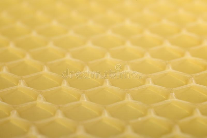 Honeycomb macro as a background. Beekeeping products. Apitherapy. royalty free stock photography