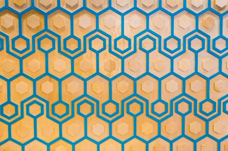 Download Honeycomb stock photo. Image of abstract, trendy, hexagon - 89212840