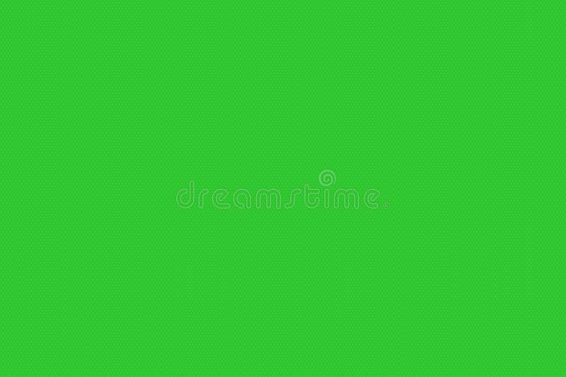Honeycomb siatki płytki przypadkowy tło lub Heksagonalna komórki tekstura w koloru UFO zieleni z gradientem royalty ilustracja