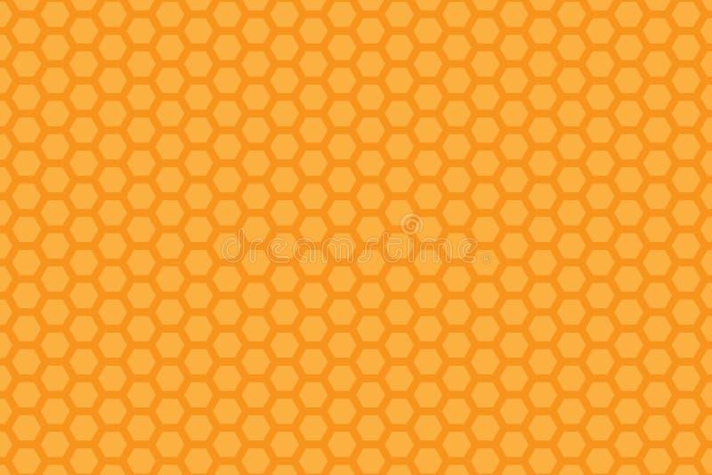 Honeycomb tekstura fotografia royalty free