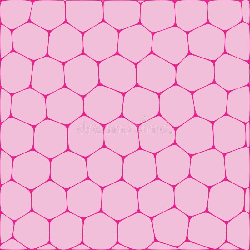 Download Honeycombs illustration de vecteur. Illustration du décoration - 87706132