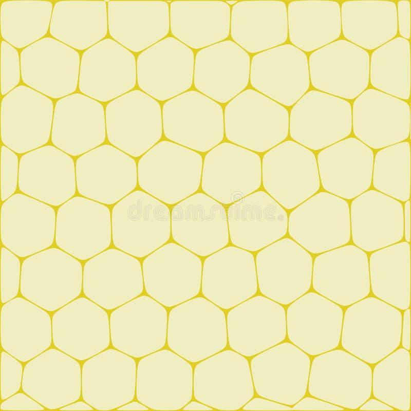 Download Honeycombs illustration de vecteur. Illustration du trou - 87706161